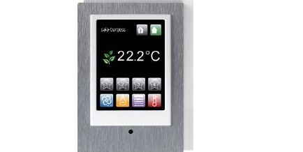 New Touchpanel for room controller availible